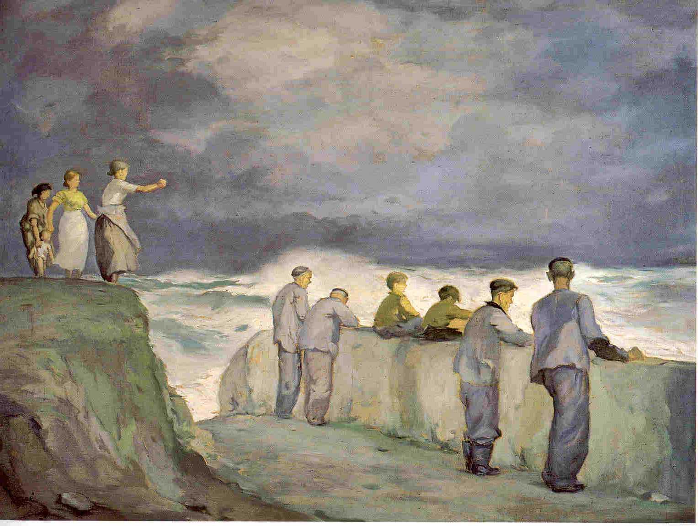 Mariano mor - Pintores en gijon ...